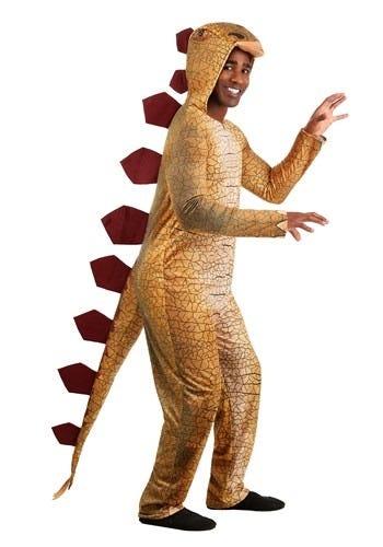 Spiny Adult Stegosaurus Costume