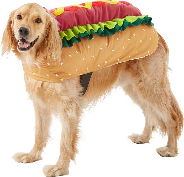 Frisco Hotdog Dog & Cat Costume