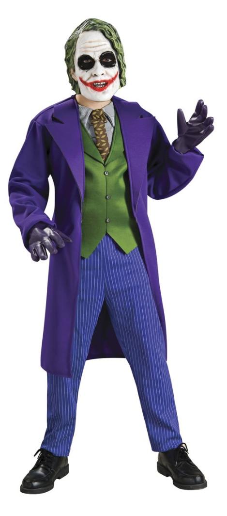 Kids Joker Costume Deluxe - Batman