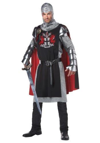 Men's Medieval Knight Costume
