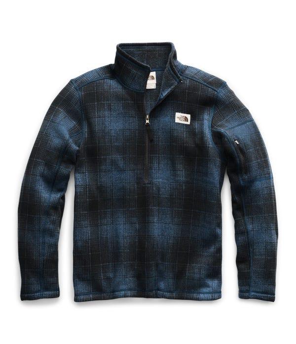 Men's Gordon Lyons Novelty ¼ Zip Pullover