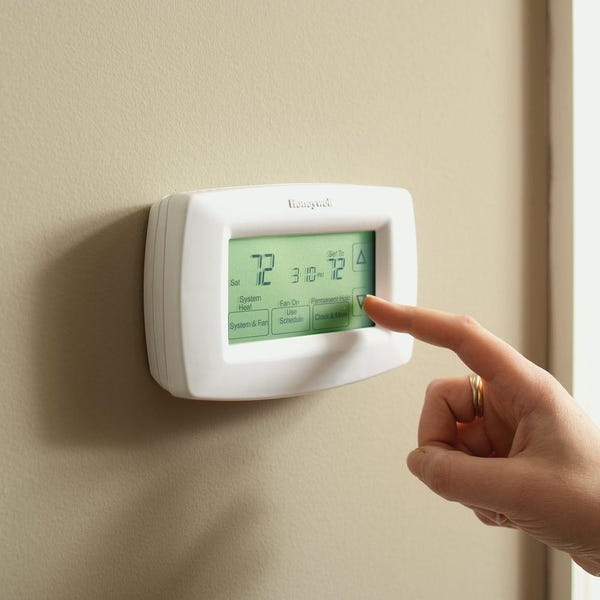 THERMSTAT TOUCH 7DAY