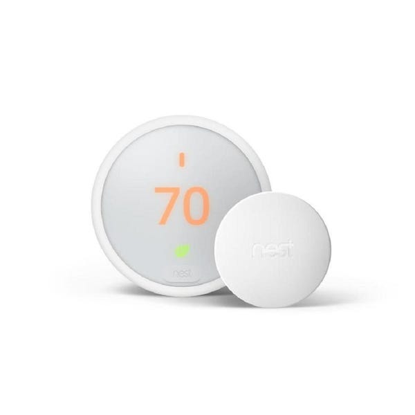 Nest Learning Thermostat E with Temperature Sensor