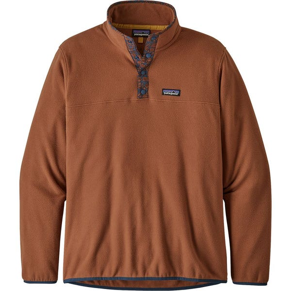 Micro D Snap-T Fleece Pullover - Men's