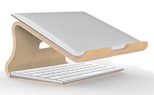 Samdi Wooden Laptop Stand