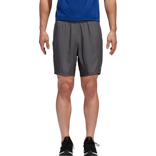 adidas Men's Run It 3-Stripes PB Running Shorts 5 in