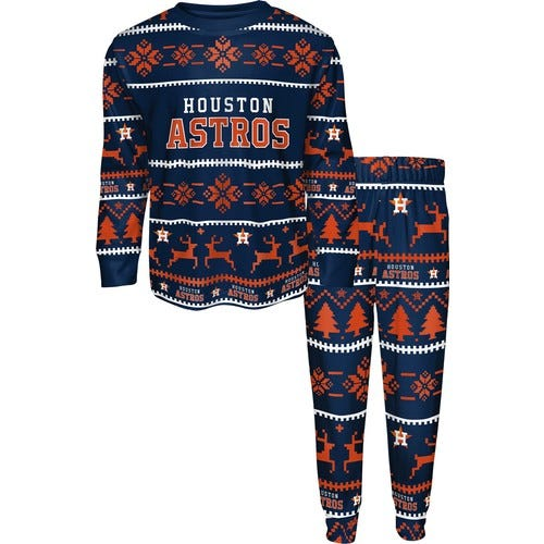 Gen2 Boys' Houston Astros Pajama Set