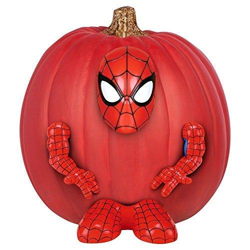 Spider-man Pumpkin Decorating Kit