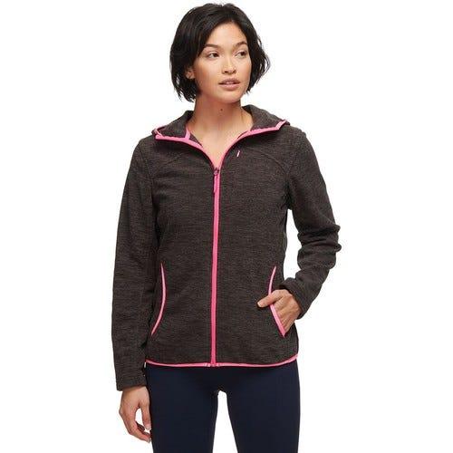 Stoic Spacedye Hooded Fleece Jacket - Women's