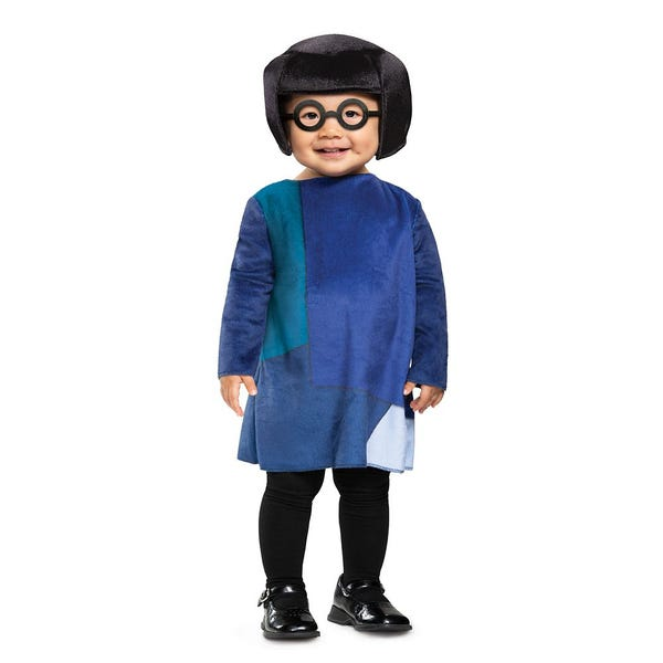 Edna Mode Costume for Baby by Disguise – Incredibles 2