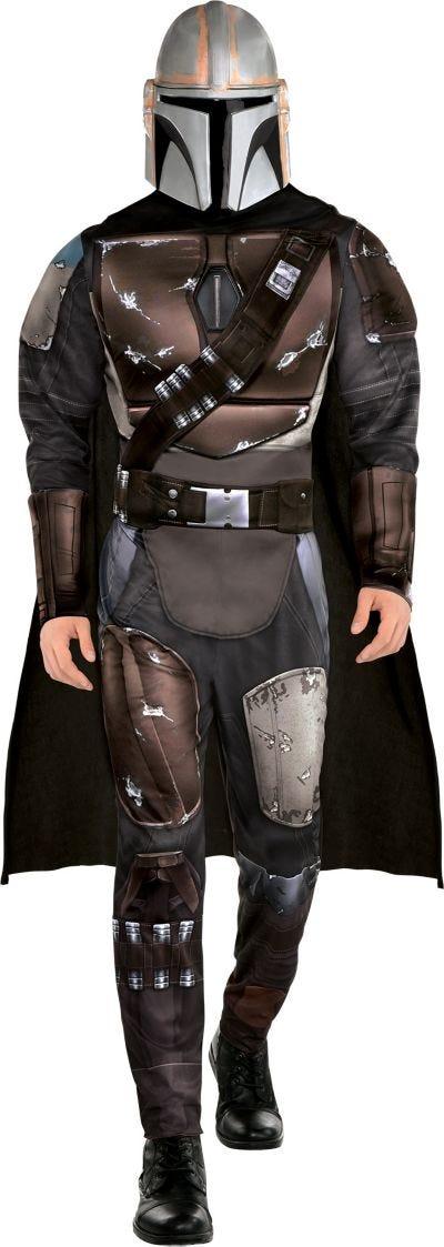 Adult Mandalorian Costume - Star Wars: The Mandalorian