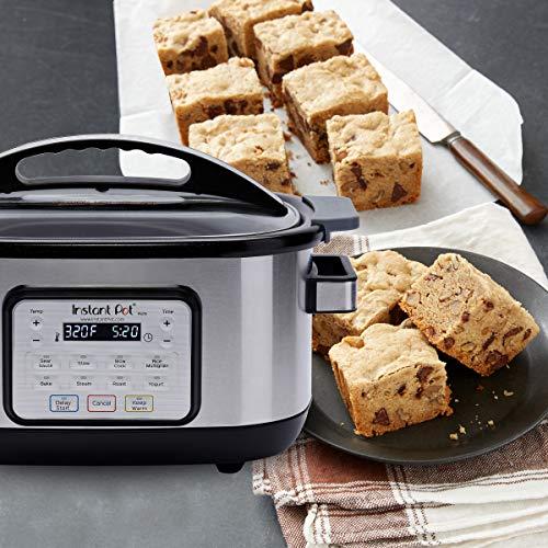 Instant Pot Aura 10-in-1 Multicooker Slow Cooker