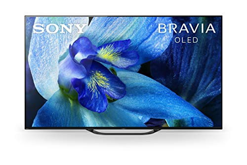 Sony XBR-65A8G 65 Inch TV: BRAVIA OLED 4K Ultra HD Smart TV with HDR and Alexa Compatibility