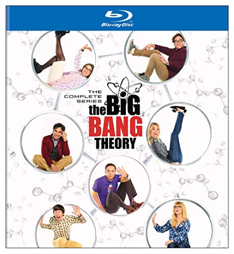 The Big Bang Theory: The Complete Series (Repackaged/Blu-ray)