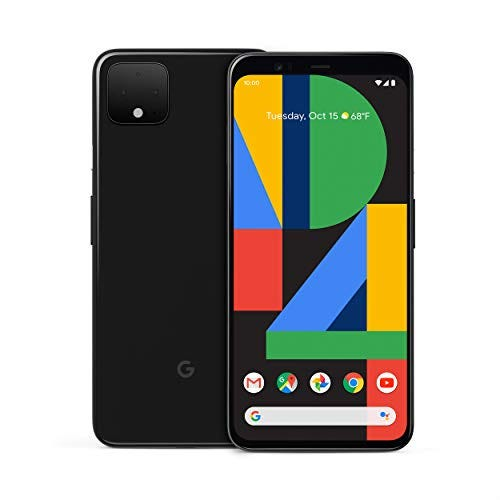 Google Pixel 4 XL - Just Black - 64GB - Unlocked