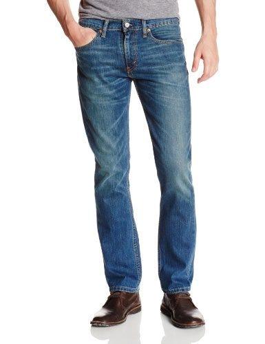 Levi's Men's 511 Slim Fit Jean, Throttle - Stretch, 32W x 32L