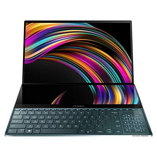 "Asus ZenBook Pro Duo UX581 15.6"" 4K UHD NanoEdge Bezel Touch"