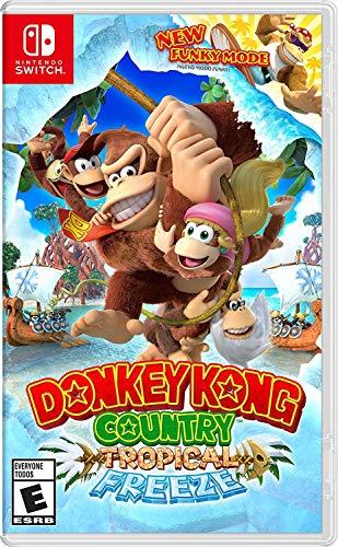 Donkey Kong Country: Tropical Freeze - Nintendo Switch