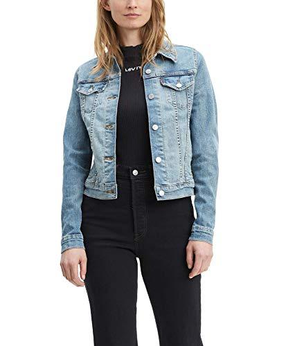 Levi's Women's Original Trucker Jacket, Jeanie, Medium