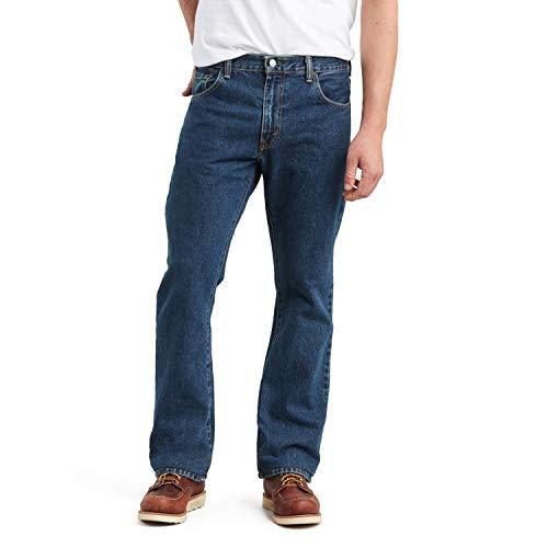 Levi's Men's 517 Boot Cut Jean, Dark Stonewash, 34x32