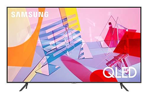 SAMSUNG Q60T Series 50-inch Class QLED Smart TV 4K, UHD Dual LED Quantum HDR with Alexa Built-in