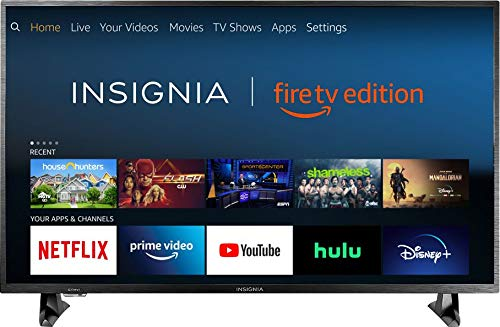 Insignia NS-24DF311SE21 24-inch Smart HD TV - Fire TV Edition