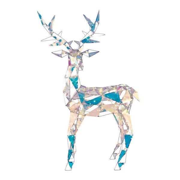 Iridescent Reindeer
