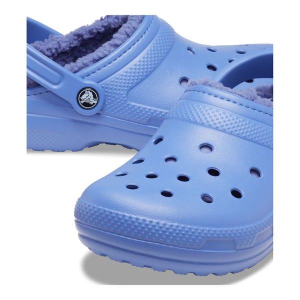 Crocs Classic Fuzz Lined Adult Clogs