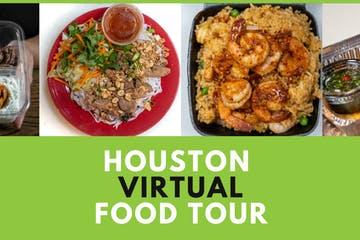 Houston Virtual Food Tour