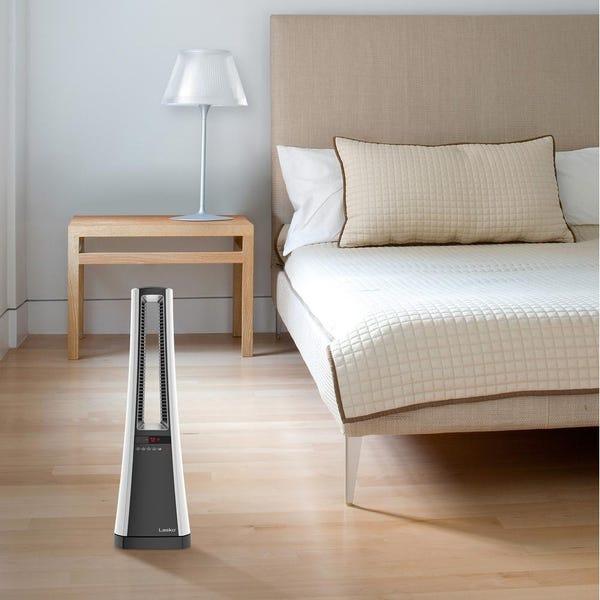 Bladeless 1500-Watt Electric Ceramic Oscillating Space Heater