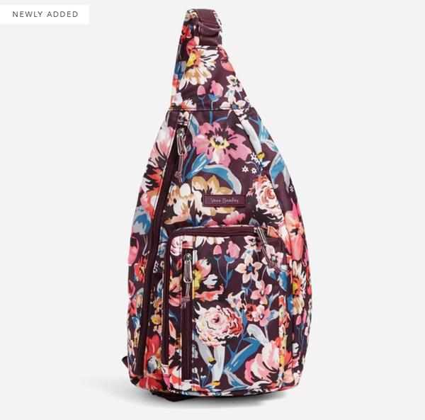 Lighten Up Sling Backpack