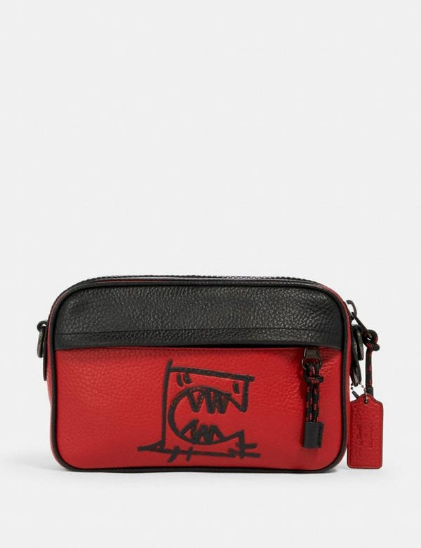 graham crossbody with rexy by guang yu