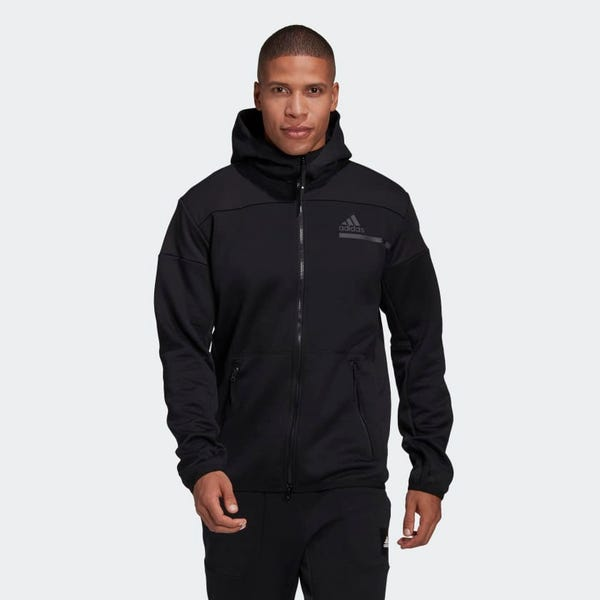 adidas Z.N.E. AEROREADY Full-Zip Sweatshirt