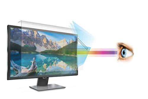 Anti Blue Light Screen Filter for 22 Inches Widescreen Desktop Monitor
