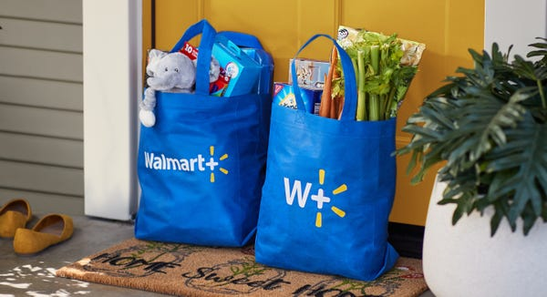 Walmart+ Membership