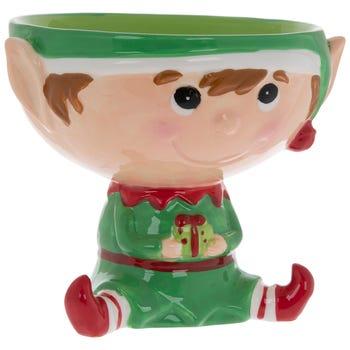 Elf Candy Bowl