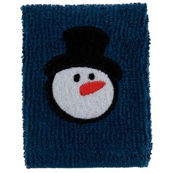 Snowman Dishcloth & Scrubber