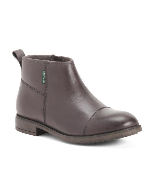 Men's Leather Chelsea Boot