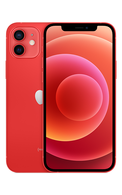 iPhone 12 (Red)