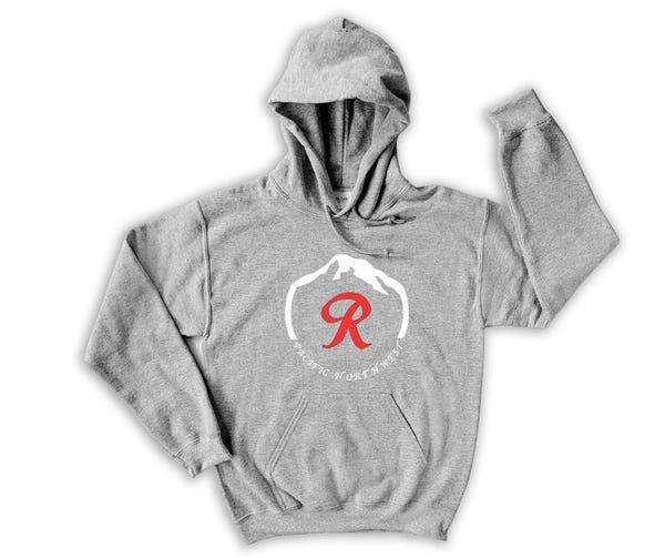 Rainier Beer Unisex Hooded Sweatshirt