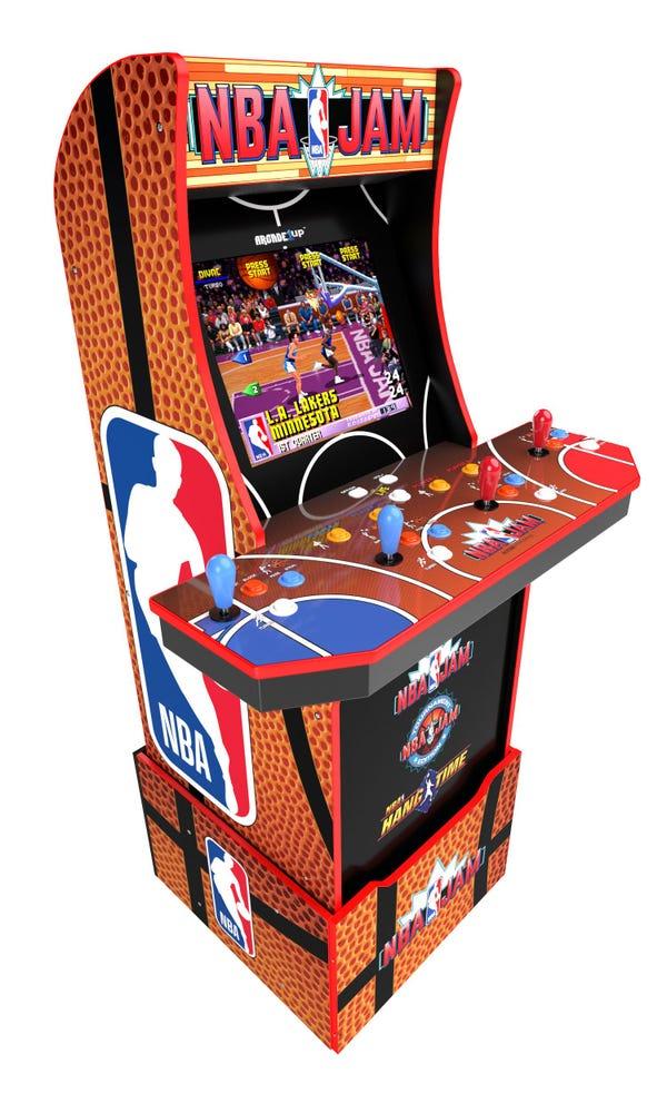 NBA Jam Arcade Machine w/ WiFi