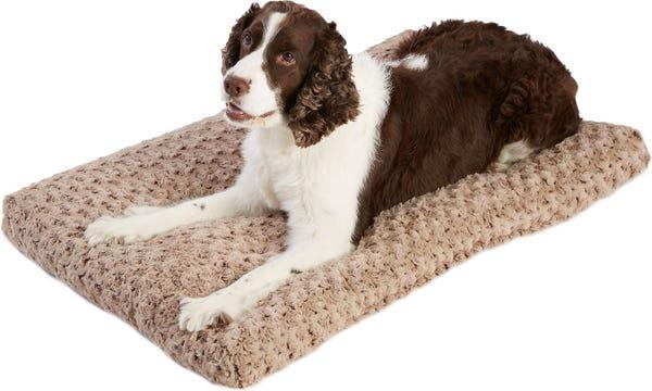 Frisco Mocha Swirl Pet Bed & Crate Mat