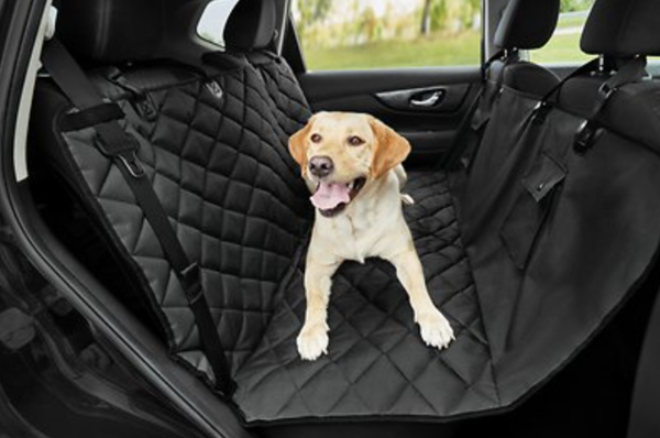 Frisco Quilted Water Resistant Hammock Car Seat Cover