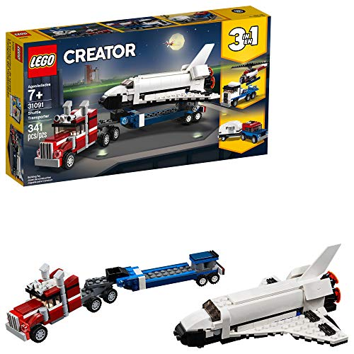 LEGO Creator 3in1 Shuttle With Transporter