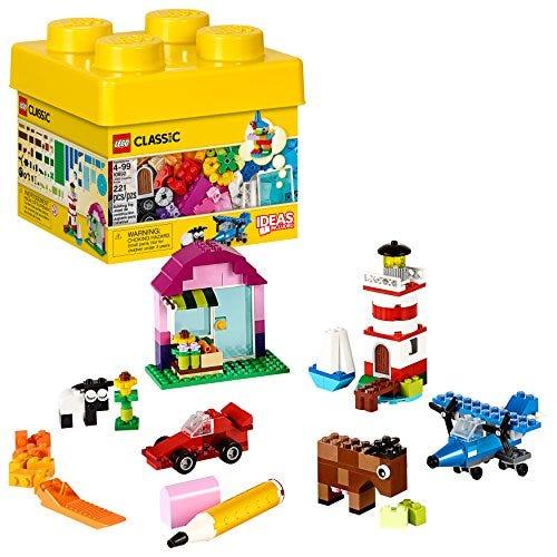 LEGO Classic Creative Bricks (221 Pieces)