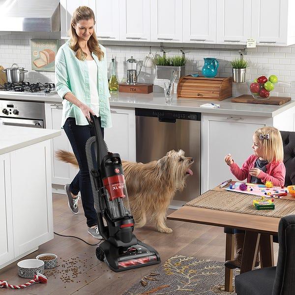 Hoover WindTunnel XL Pet Bagless Upright Vacuum