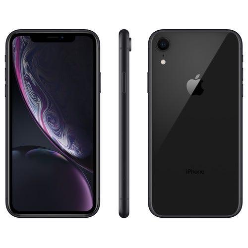 Total Wireless Apple iPhone XR w/64GB, Black