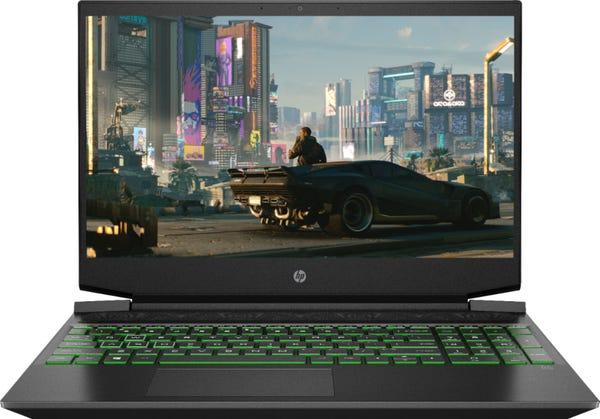 """HP Pavilion 15.6"""" Gaming Laptop - Shadow Black"""