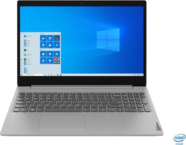 "Lenovo IdeaPad 3 15"" Touch Screen Laptop  - Platinum Grey"