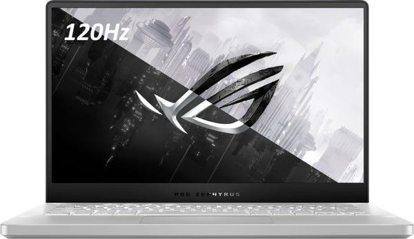 "ASUS ROG Zephyrus G14 14"" Gaming Laptop - AMD Ryzen 9 - 16GB Memory - 1TB SSD - Moonlight White"